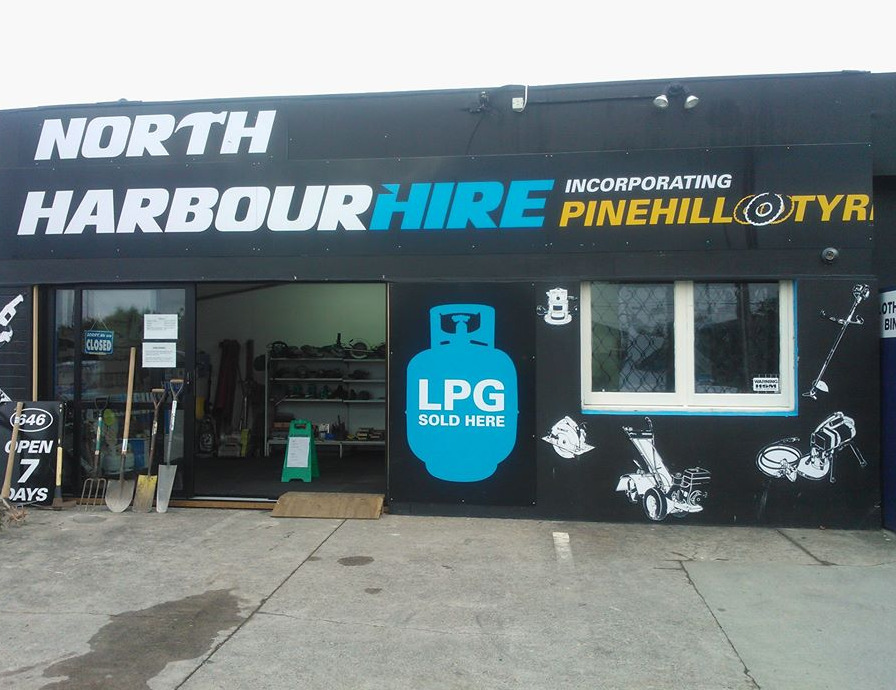 North Harbour Hire