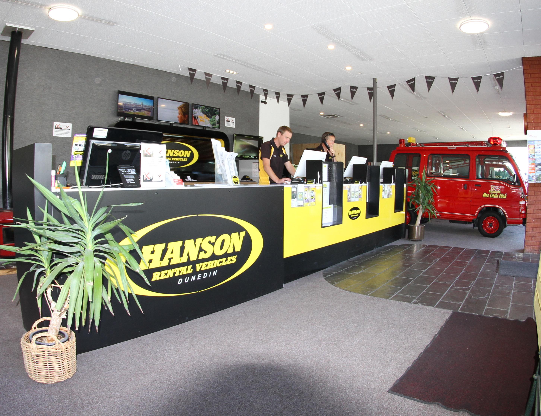 Hanson Rental Vehicles (Dunedin City)