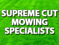 Supreme Cut Mowing Specialists