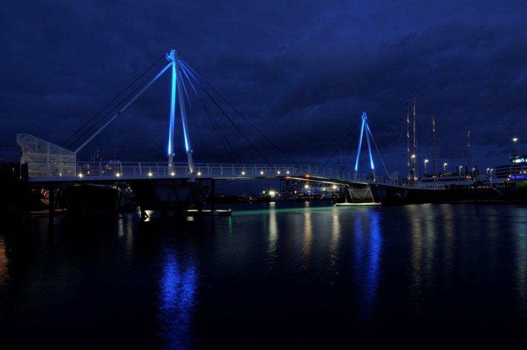 Wynyard Bridge, Viaduct, Auckland City