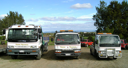Mid North Vehicle Recovery Kaikohe | Yellow® NZ