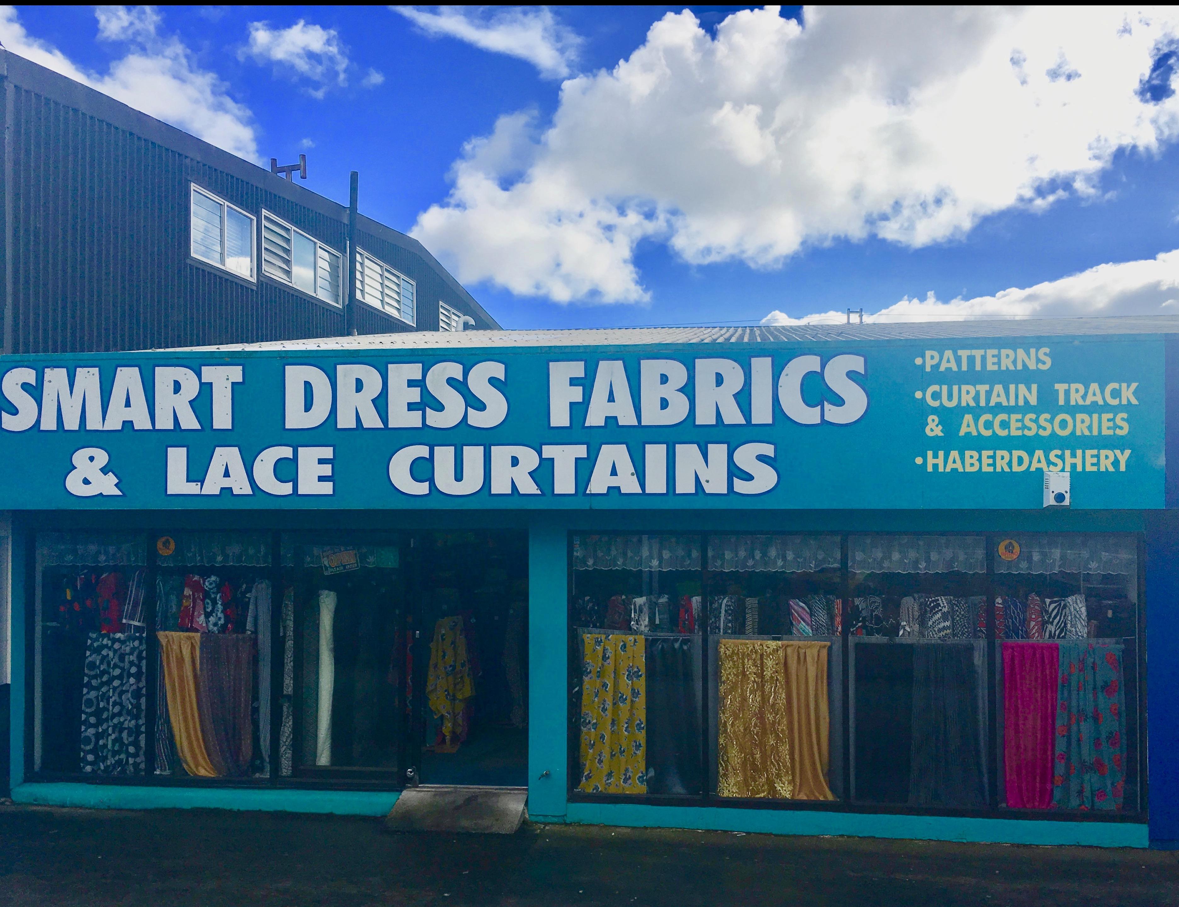 Smart Dress Fabrics