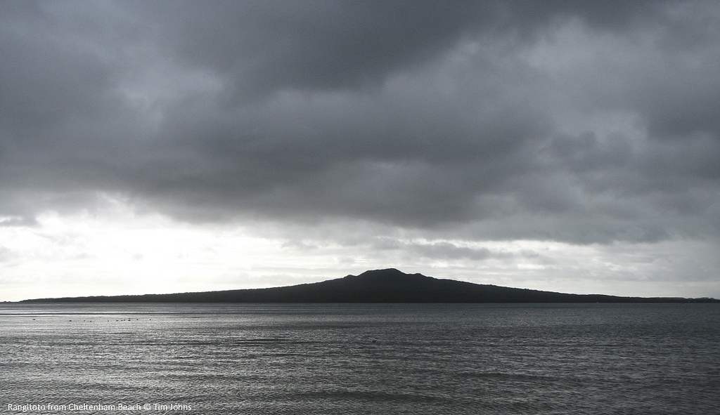 Rangitoto Clouds