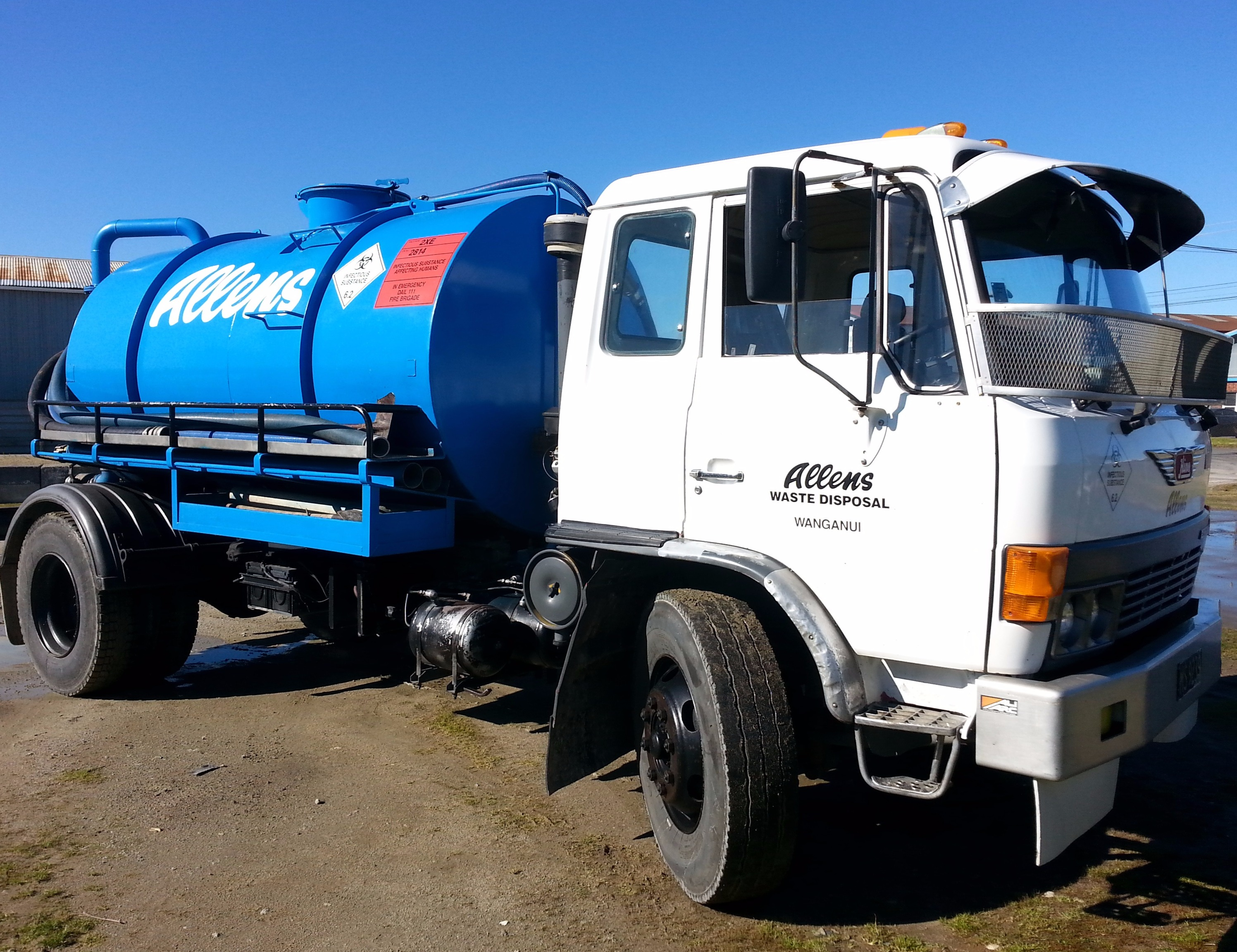 Allens Waste Disposal & Septic Tank Cleaners