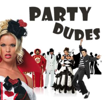 Party Dudes Fancy Dress