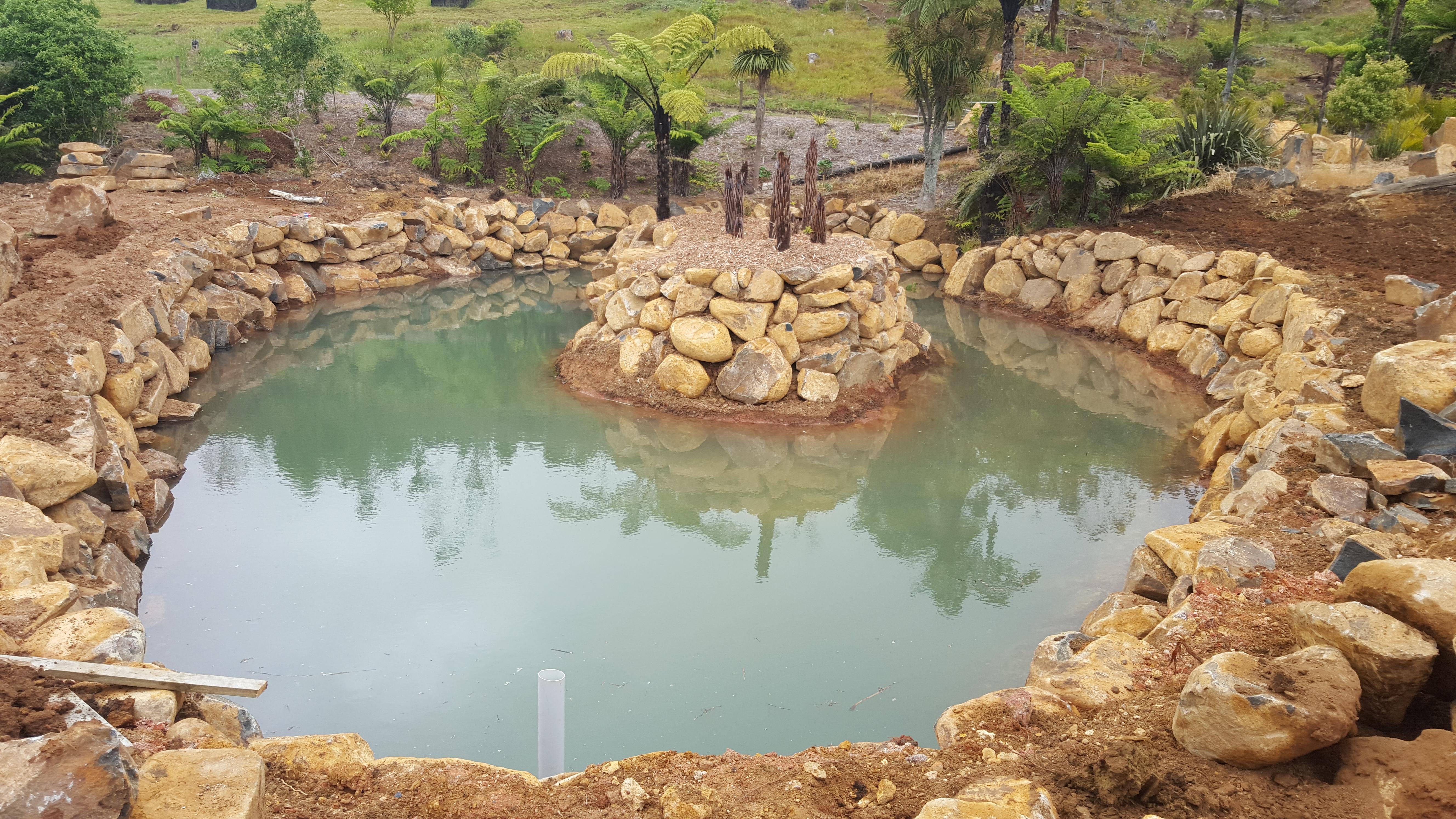 swiming hole