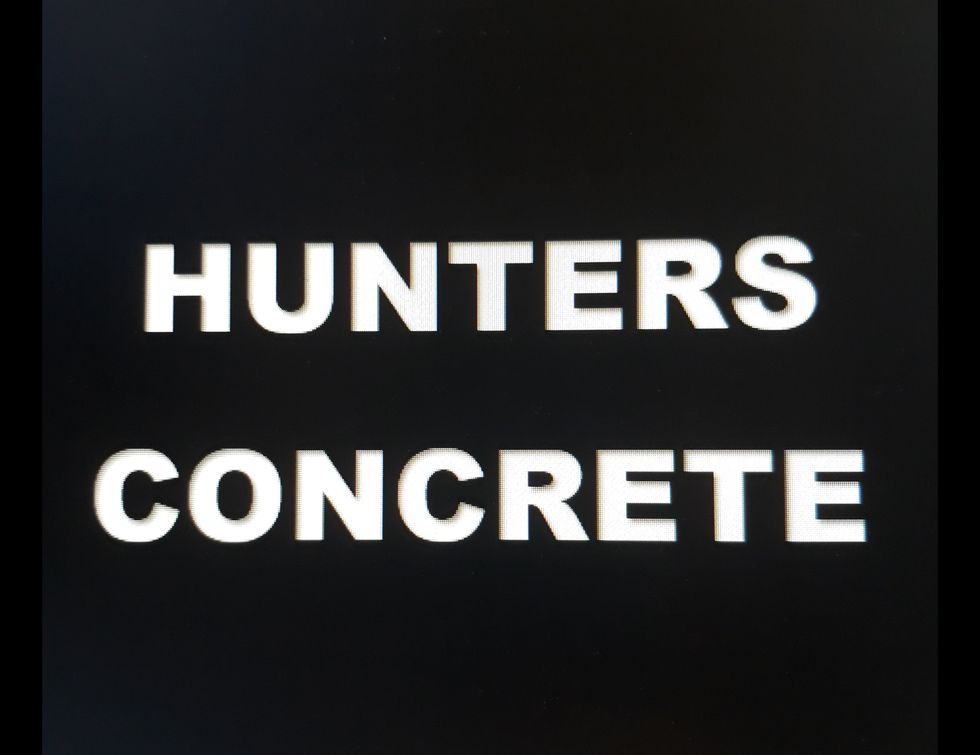 Hunters Concrete Ltd