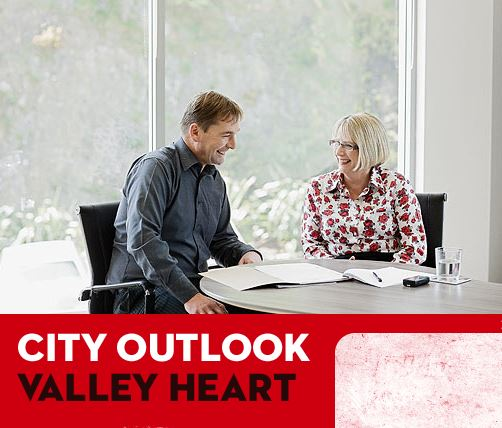 Gibson Sheat Lawyers in Lower Hutt offers valley heart with a city outlook.