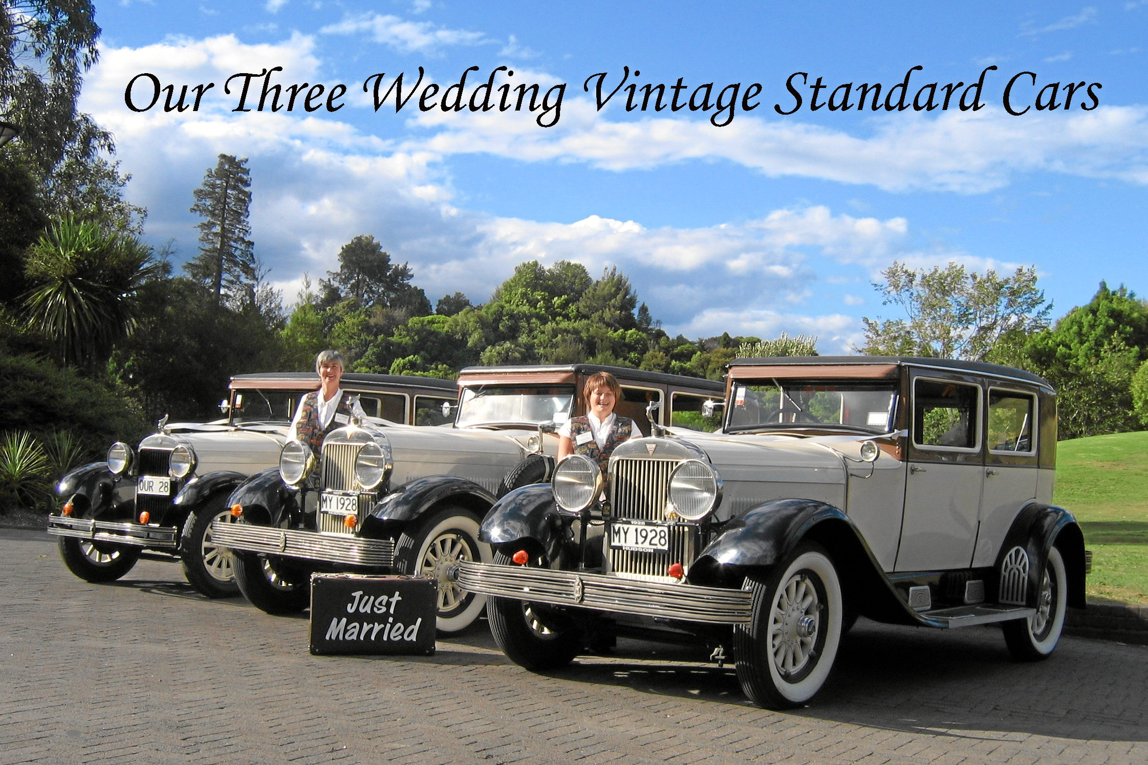 Standard car range
