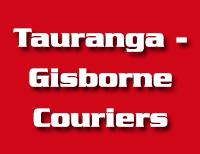 Tauranga - Gisborne Couriers