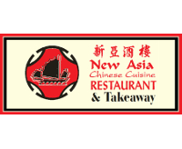 [New Asia Chinese Cuisine Restaurant & Takeaway]
