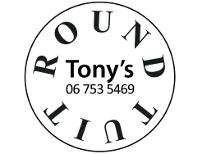 Tonys Round Tuit