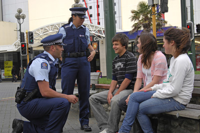 Youth Policing
