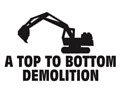 A Top To Bottom Demolition