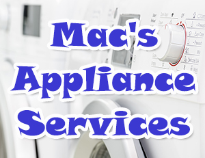 Mac's Appliance Services