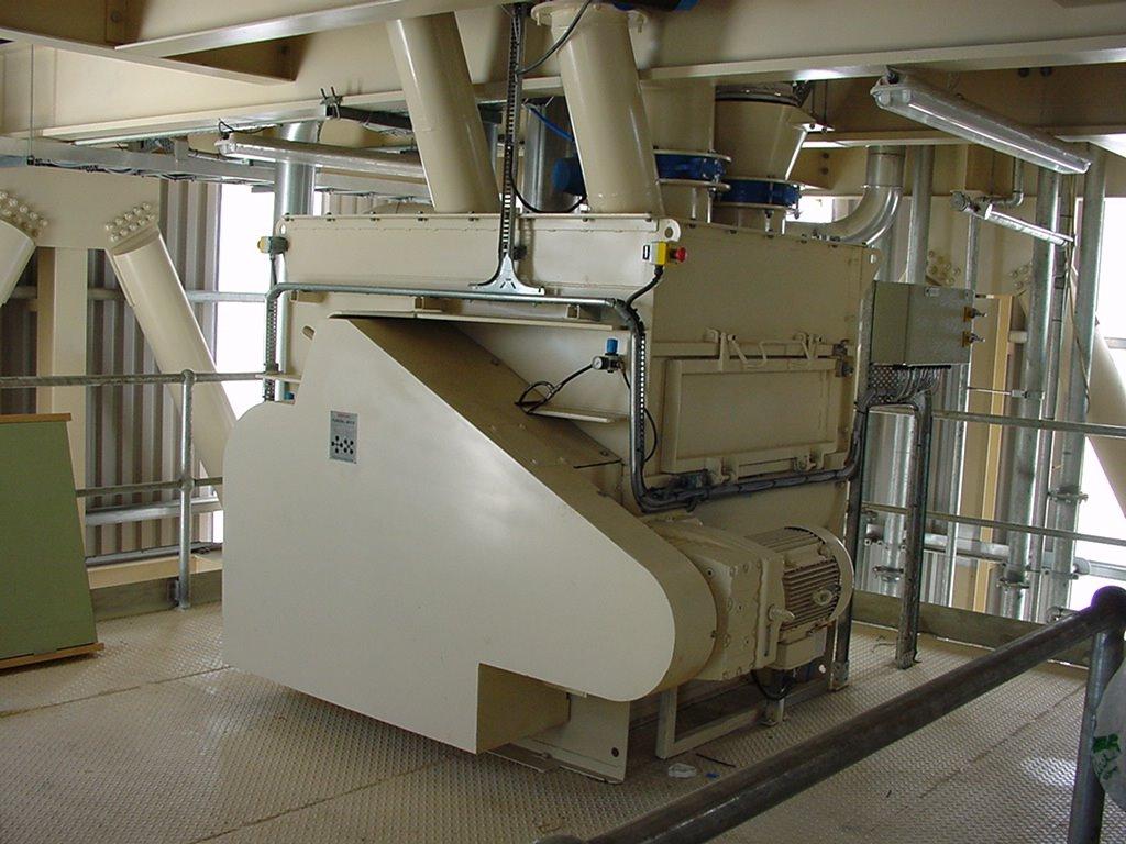 Concrete Bagging Plant