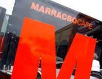 Marracbo Cafe