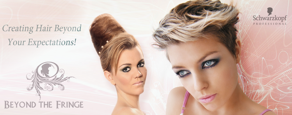 Beyond The Fringe Hair Design Blenheim Yellow Nz