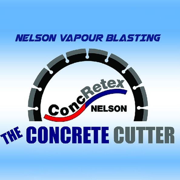 The Concrete Cutter and Nelson Vapour Blasting