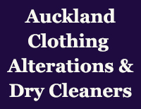 [Auckland Clothing Alterations & Dry Cleaners]