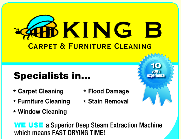 KING B Carpets : Windows : Ceilings