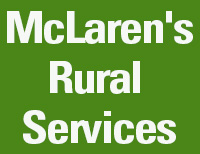 McLaren's Rural Services