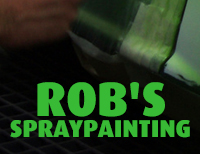 Rob's Spraypainting