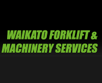 Waikato Forklift & Machinery Services