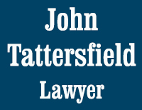 John Tattersfield Lawyer