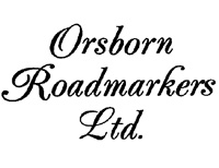 Orsborn Road Markers Ltd