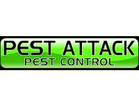 Pest Attack Pest Control