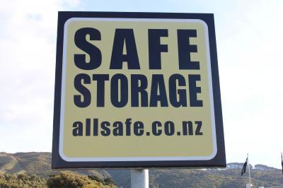 All Safe Signage