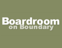 Boardroom on Boundary