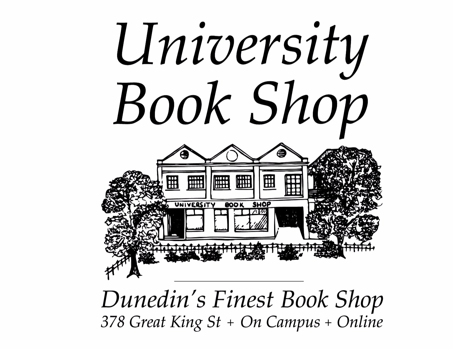 University Book Shop Otago Ltd