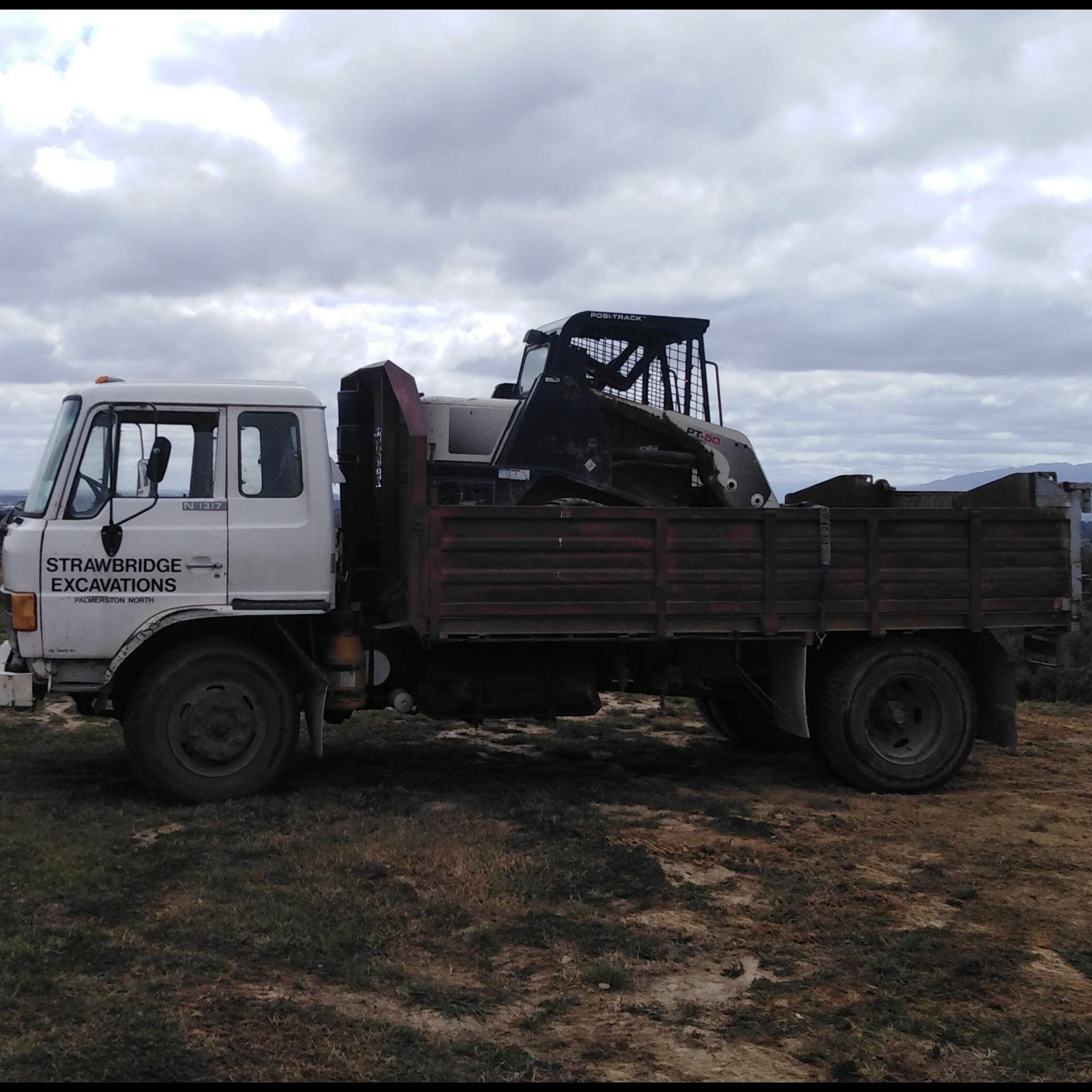 Strawbridge Excavators Limited