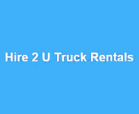 Hire 2 U Truck Rental - Rig's 'N Things