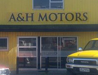 A & H Motors 2015 Limited