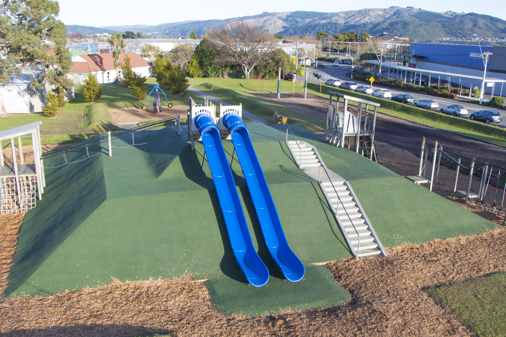 Upper Hutt Playground