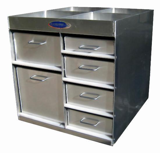 Multi-draw Storage Unit
