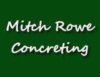 Mitch Rowe Concreting