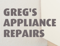 Greg's Appliance Repairs