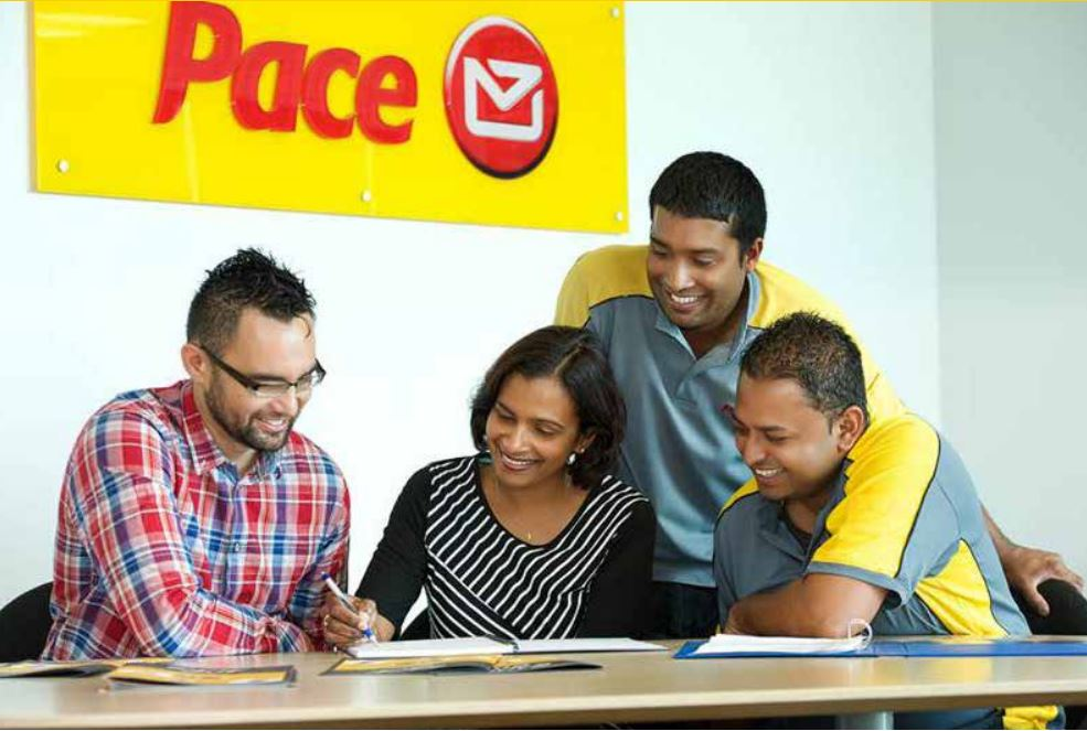Pace Courier Careers