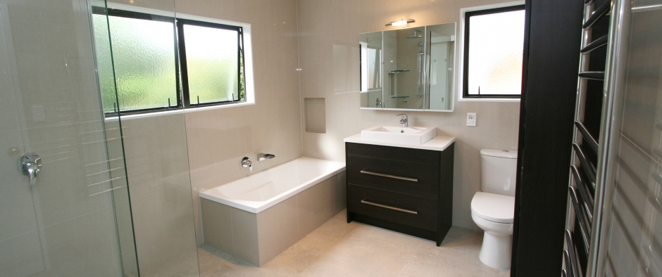 Elite bathroomware nz ltd manukau city yellow nz for Small bathroom designs nz