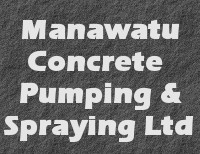 Manawatu Concrete Pumping & Spraying Ltd