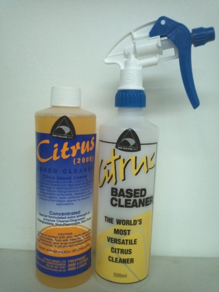 500ML Citrus Based Cleaner