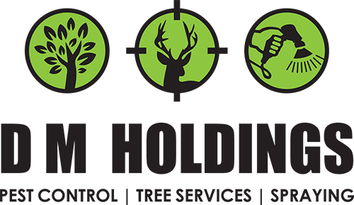 Pest Control, Tree Services, Spraying
