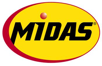 Midas Car Care Logo