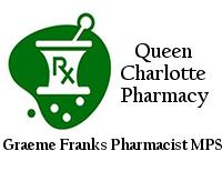 [Queen Charlotte Pharmacy]