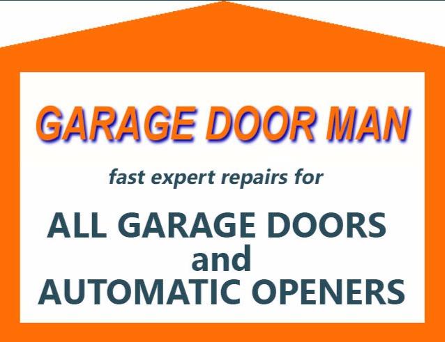 Garage Door Man Ltd
