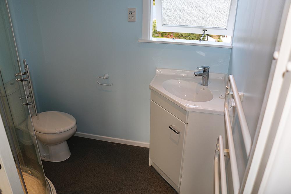 New Bathroom Plumbing Work